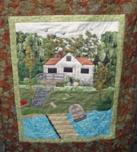 Quilt of Cottage